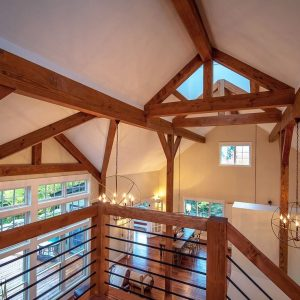 YBH Timber Frame The Cabor