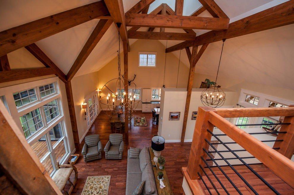 Cabot Barn from Loft