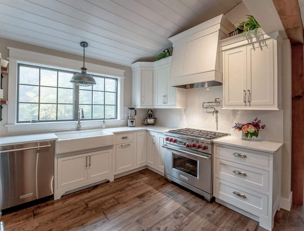Main Street Farmhouse Kitchen 2