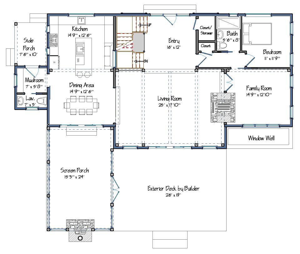 Barnstable Floor Plan