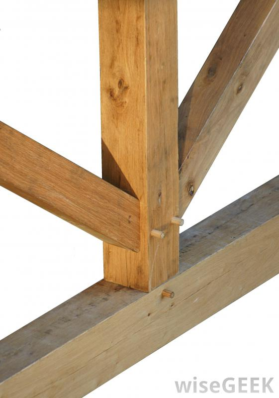 Mortise And Tenon Joint ~ Post and beam vs timber frame structures the difference