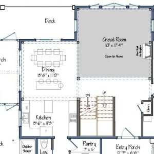 Barn Home Plans for Multi Gen Living