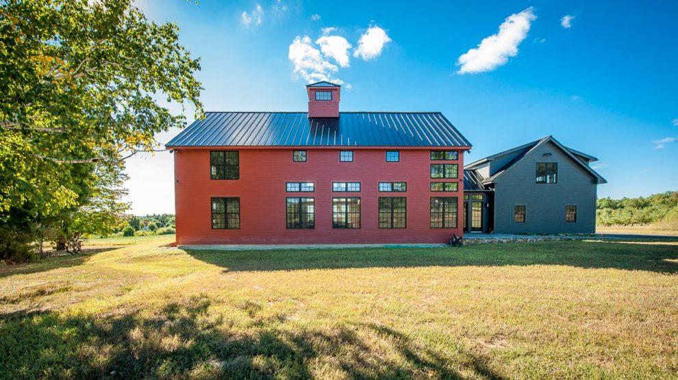 Bancroft Yankee Barn Homes