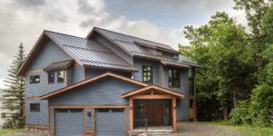 Catskill Lodge Exterior