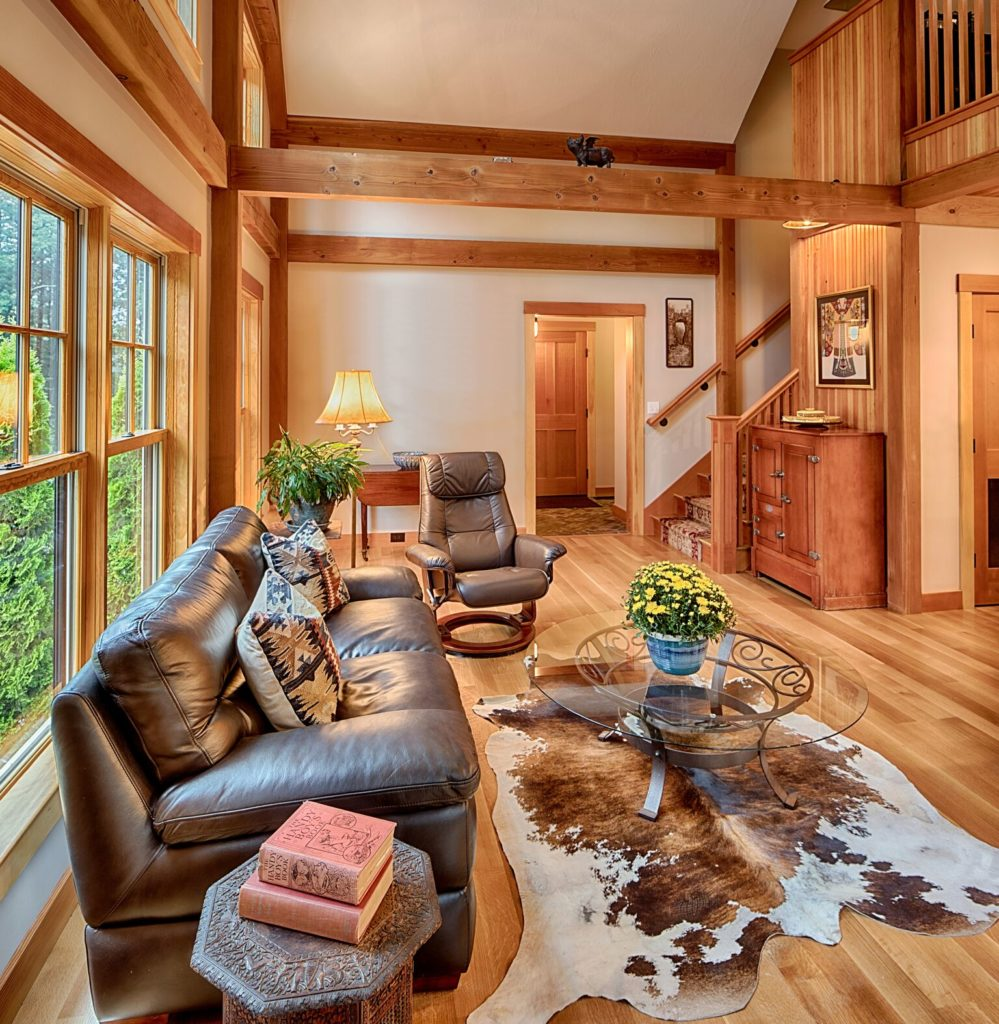 Small Home House Plans: Yankee Barn Homes
