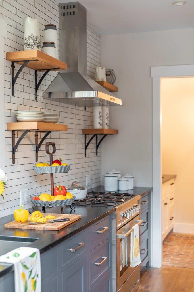 Springfield Barn Home Kitchen