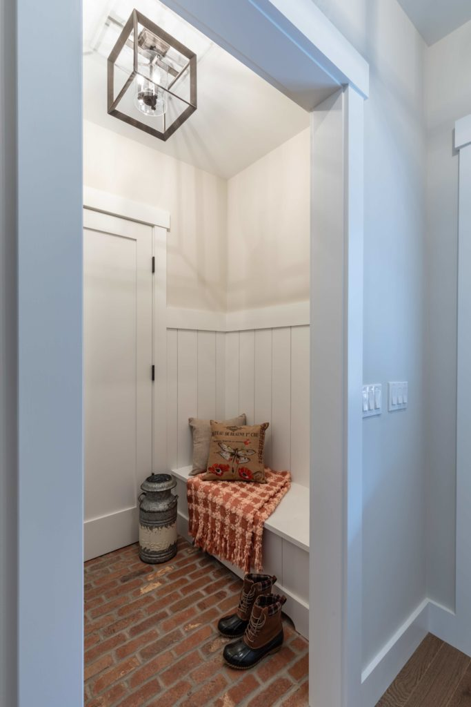 Springfield Barn Home Mudroom