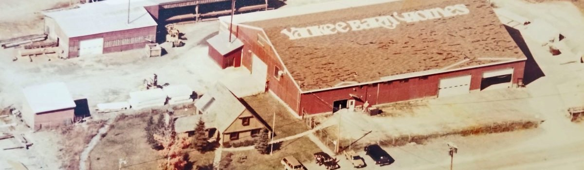 Yankee Barn Homes Celebrates Golden Anniversary:  50 Years Of Dream Homes