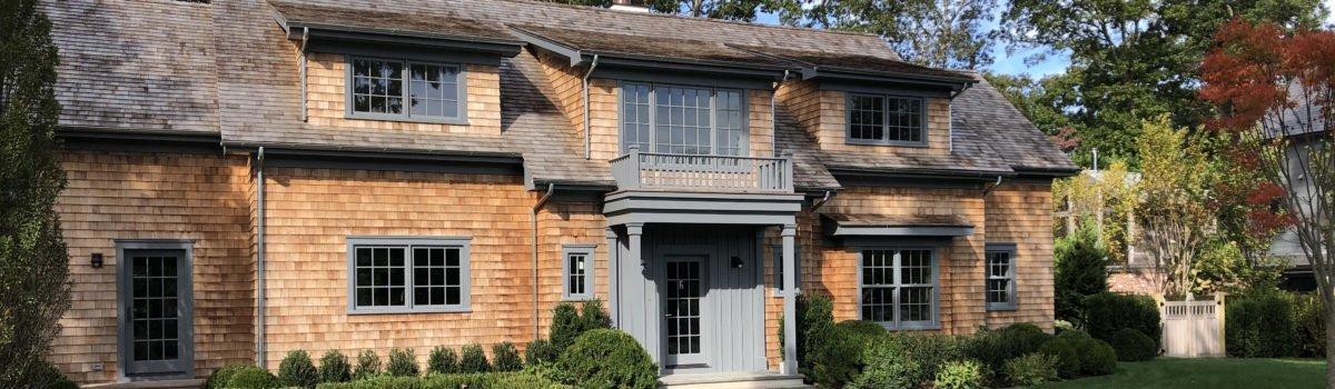 Menemsha Cottage Nears Completion