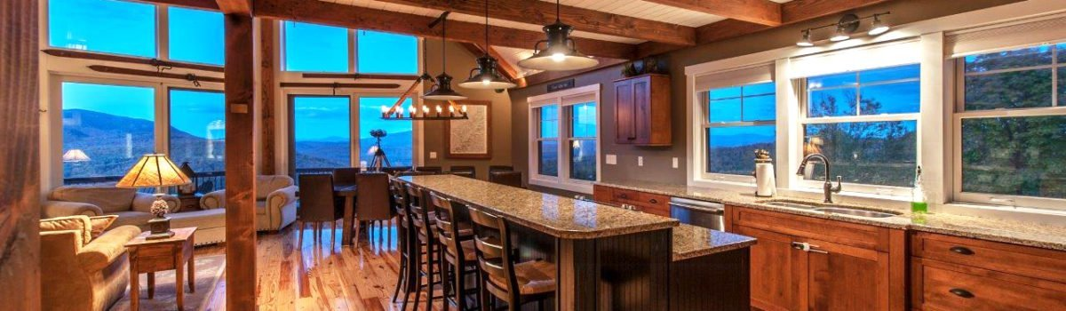Bring Light And Space To Your Downsize Yankee Barn Design